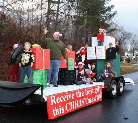 5. Christmas Parade pic