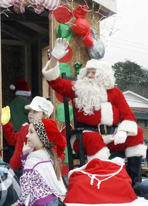 6 Christmas parade pic