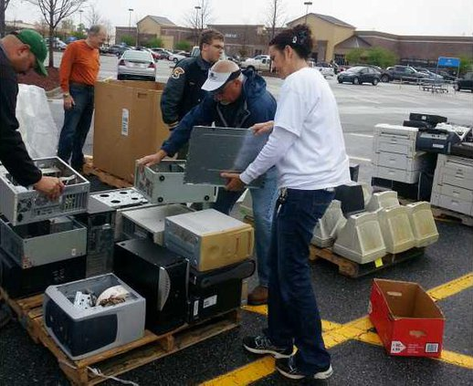 7. Electronic Recycling pic