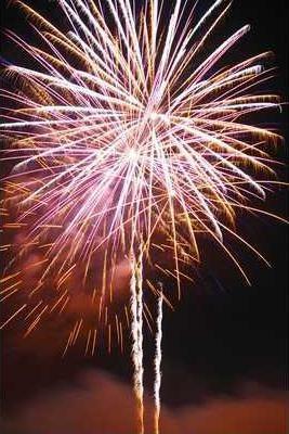 CR1Q fireworks
