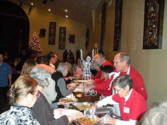 Church alliance Thanksgiving pic1