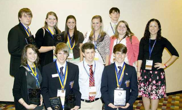 FBLA Students pic
