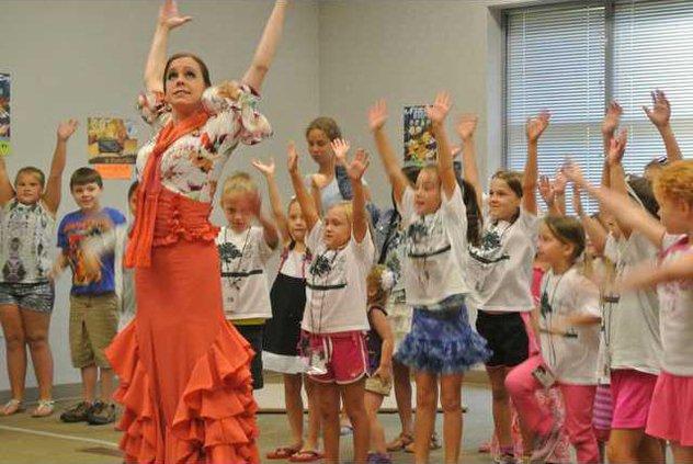 Flamenco Dancing pic
