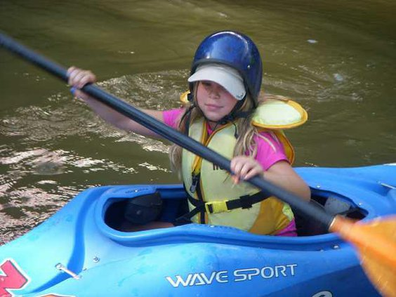 Kayak Race pic