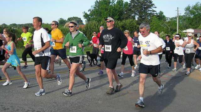 Kiwanis Run pic1
