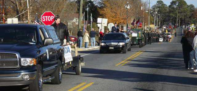 Veterans Day Paradepic