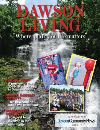 Dawson Living Cover 2015