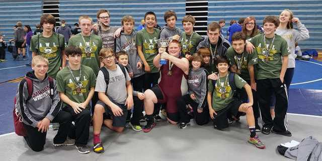 S-Middle School Wrestling pic