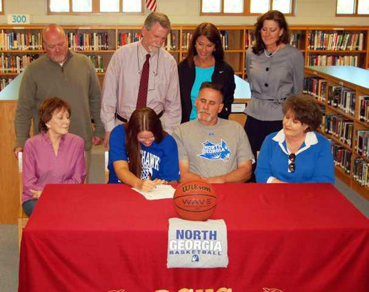 Seabolt signing pic