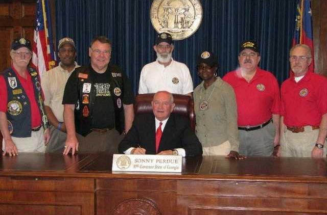 Veterans Proclamation pic