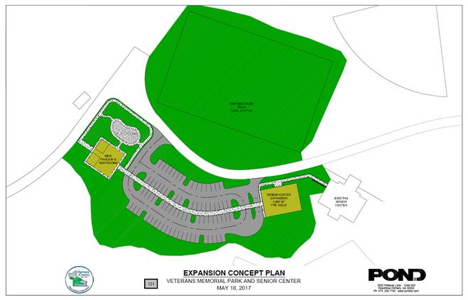 senior center plans