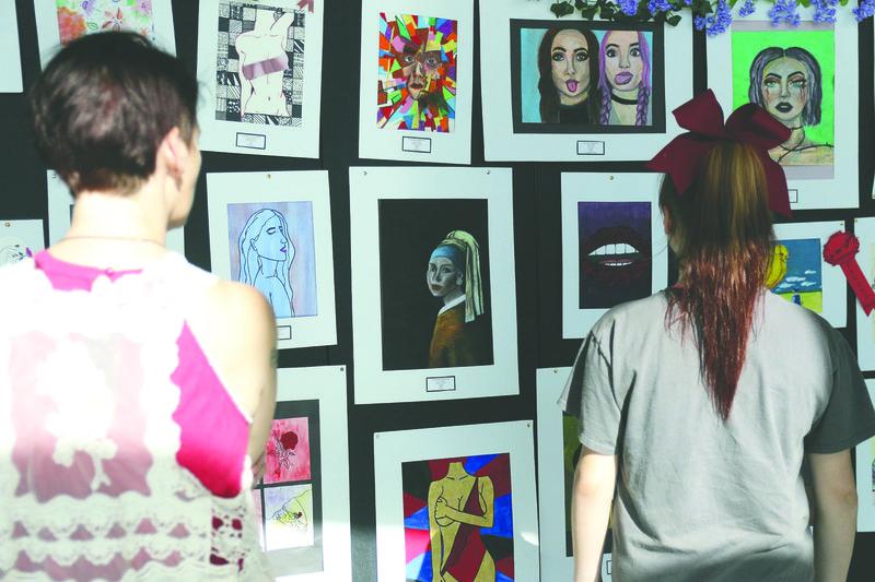 spring art show 7