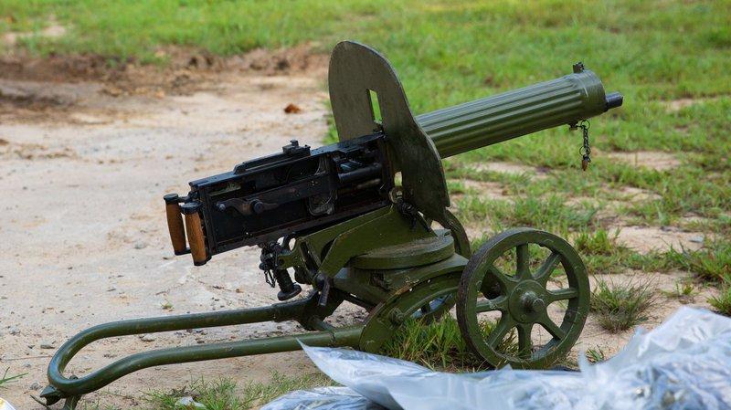 Gun cache 2