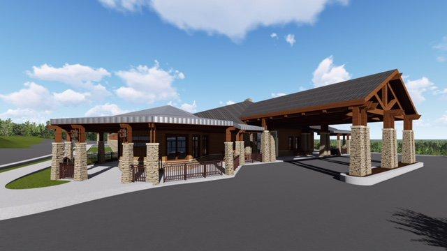 Senior center design