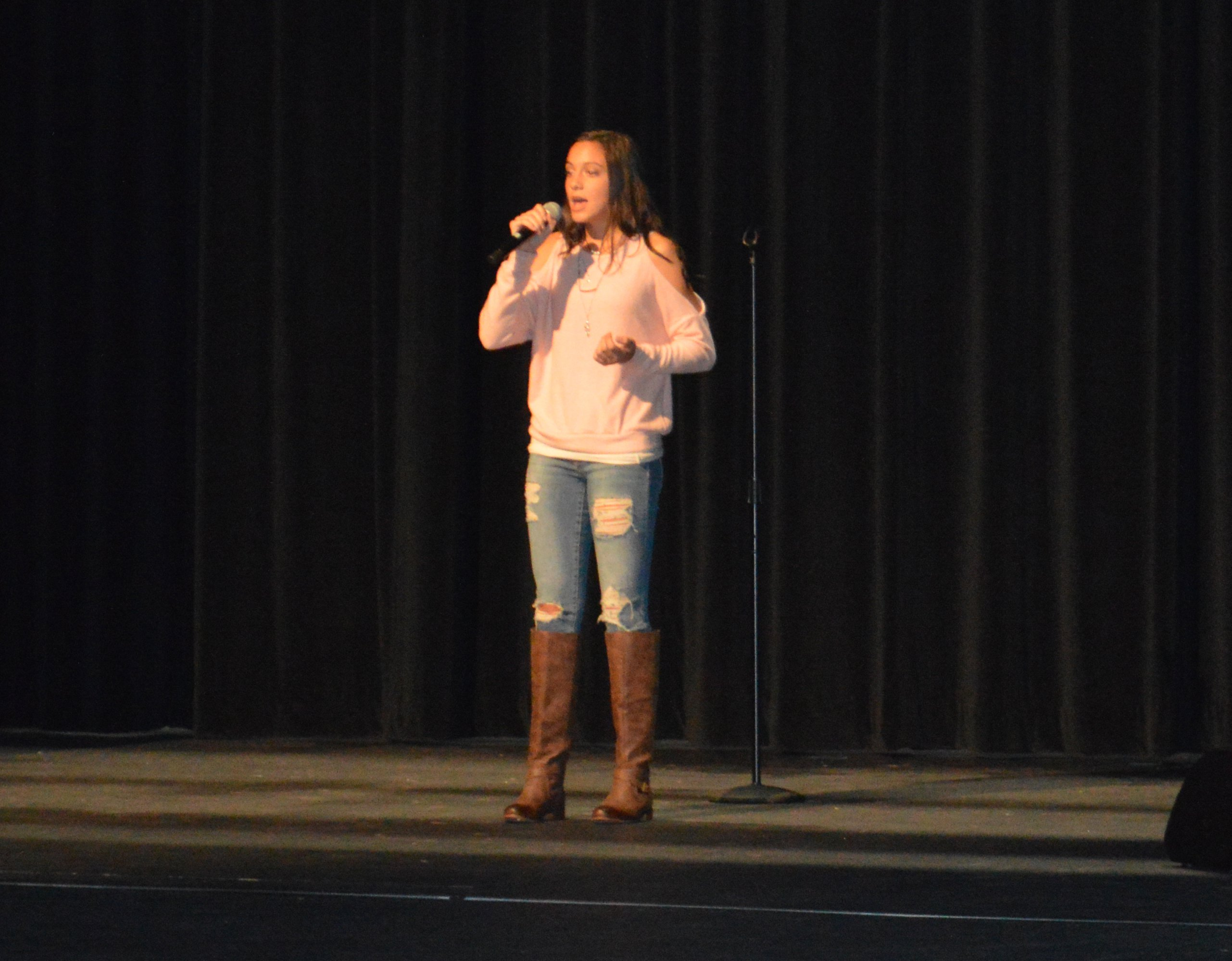 NOA talent show 3