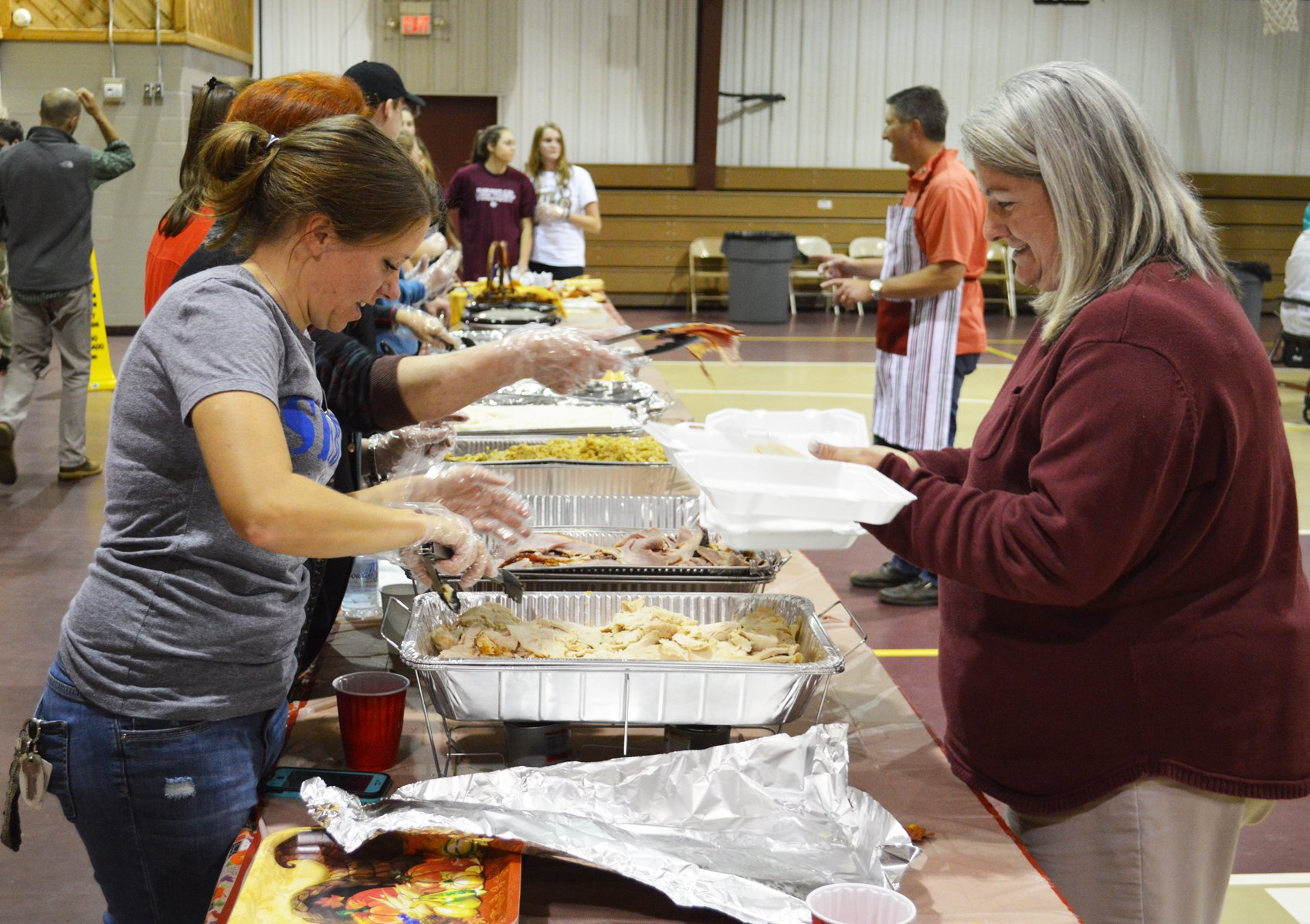 Rotary Thanksgiving 2017 1