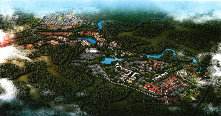 Etowah Village rendering