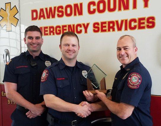 I-Paramedic gets state award.jpg
