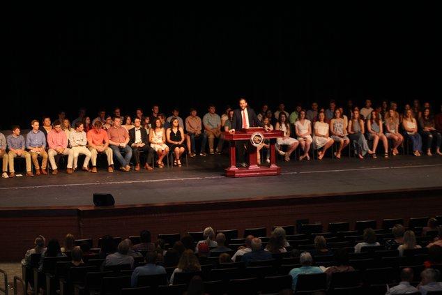 I - Scholarship Night Pic 1.JPG