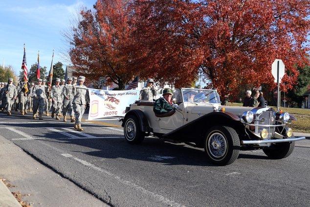 veterans day 16