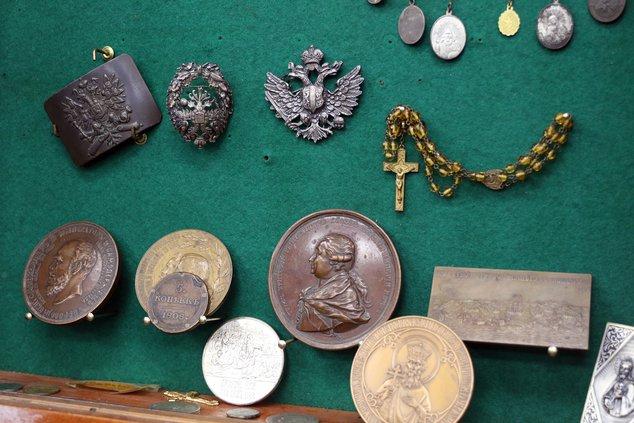 russian artifacts 1
