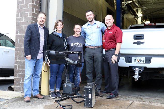 wheelchair lift donation