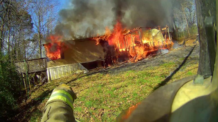 Tanner Road fire