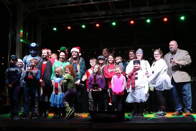 Christmas parade 13
