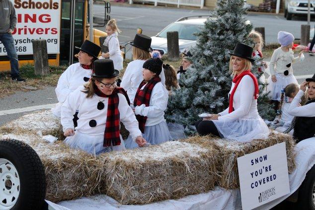 Christmas parade 15