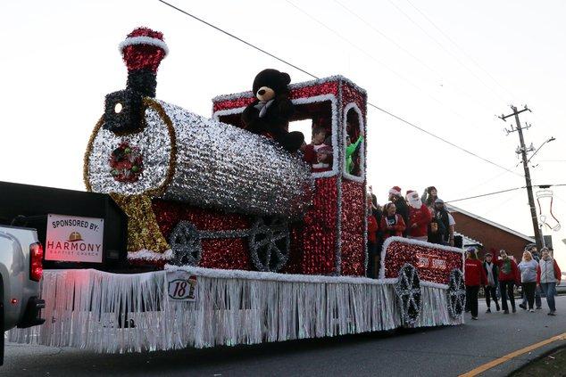Christmas parade 8