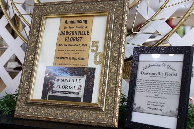Dawsonville Florist 3