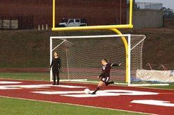 Lady Tigers soccer Feb. 18
