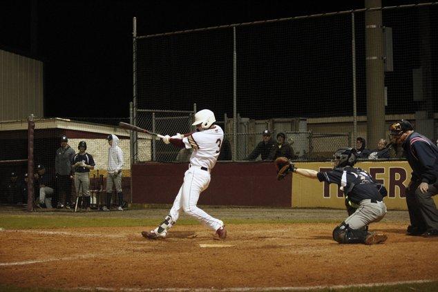 Tigers baseball Feb. 25 1