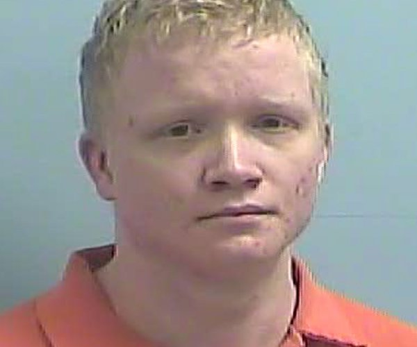 Austin Stryker Dawson County mugshot