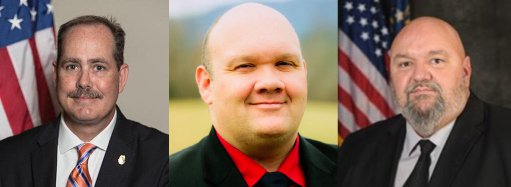 Dawson County Sheriff's Office candidates 2020