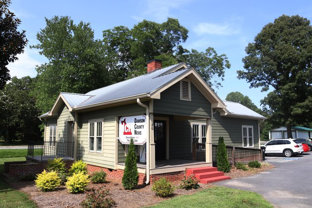Dawson County News offices