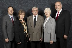 Dawson County Board of Commissioners 2020