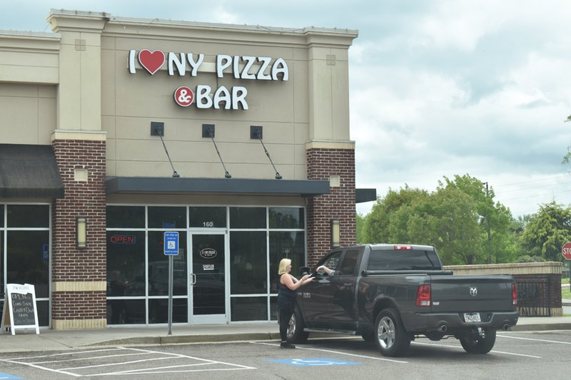 Businesses reopening - I love Pizza