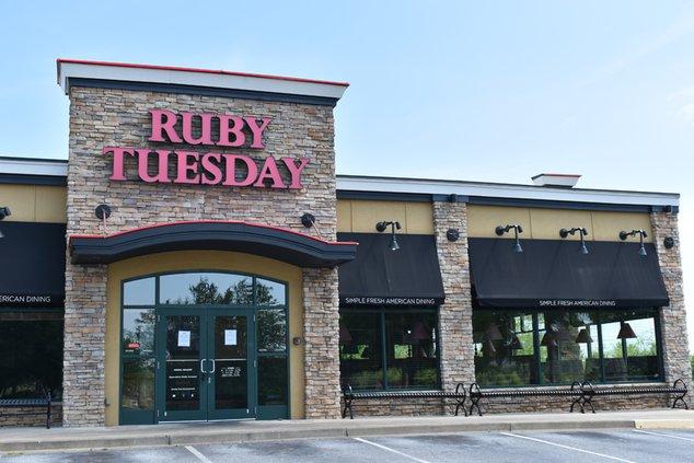 Ruby Tuesday closing