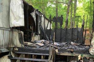 Dawson County Fire 5.16 Arson