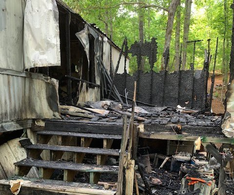 Dawson County Fire 5.16 Arson