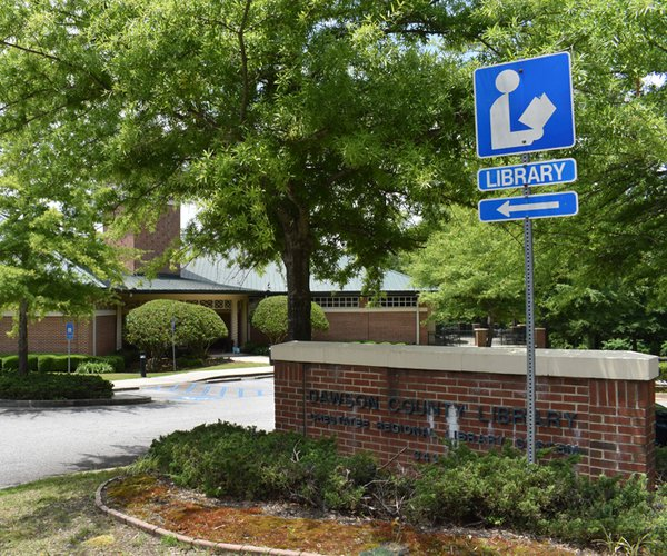 Dawson County Library