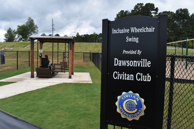 Wheelchair Swing 2