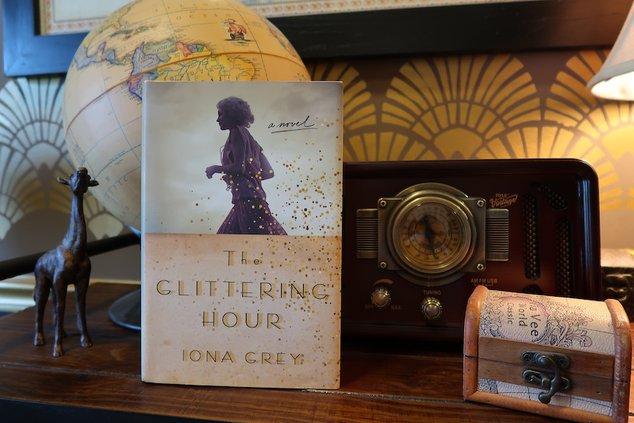 glittering hour book