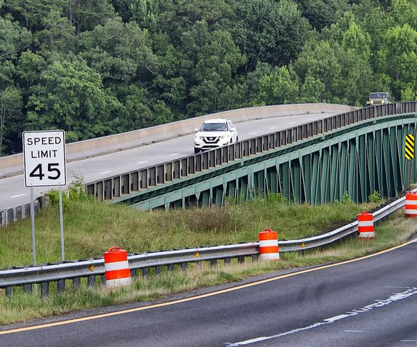 Dawsonville Highway bridge