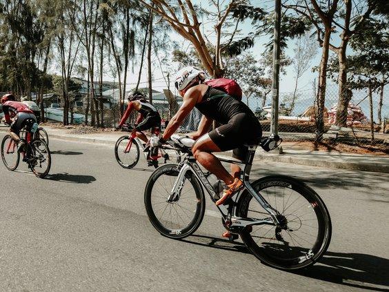 bike race stock