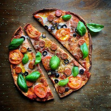 Pizza stock