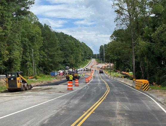SR 9 Roadwork