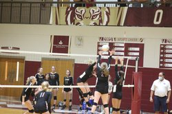 Lady Tigers Volleyball 09-03-20