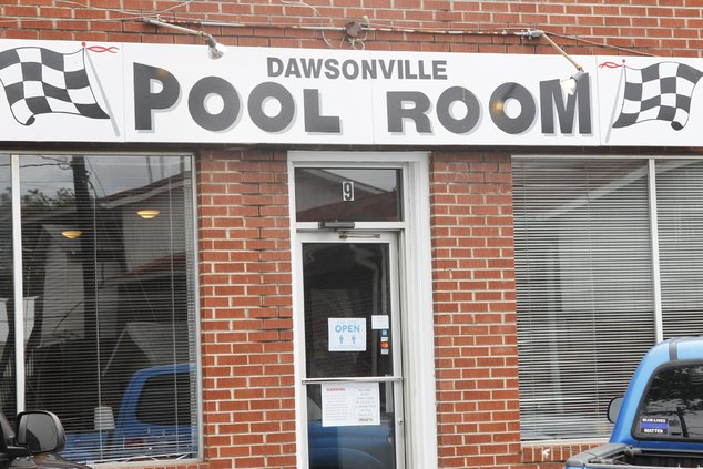Pool Room reopening 09.17.20